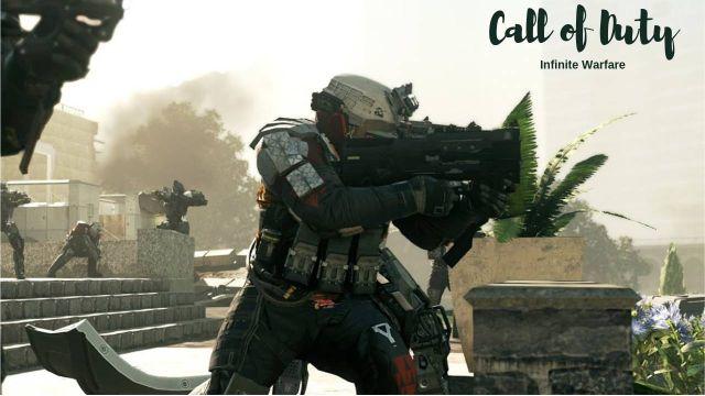 Call Of Duty Infinite Warfare PC Latest Version Free Download