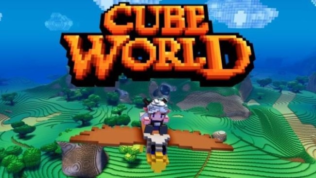 Cube World PC Version Full Free Download