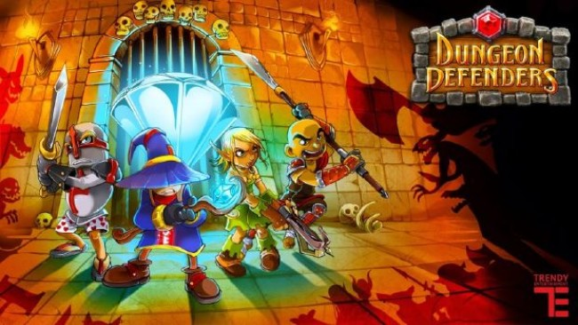 Dungeon Defenders PC Version Free Download