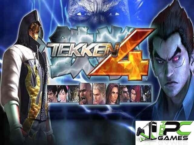 Tekken 4 Setup Android/iOS Mobile Version Full Free Download