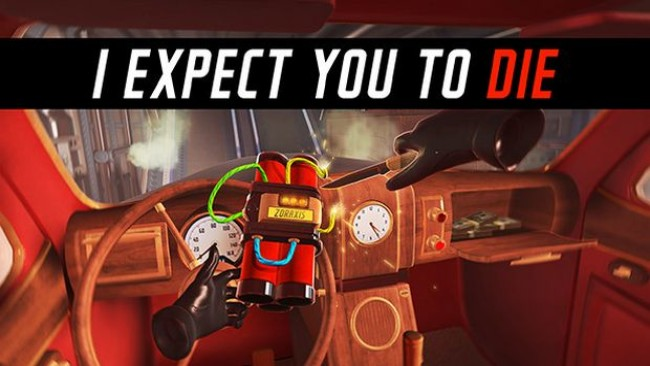 I Expect You To Die PC Version Download