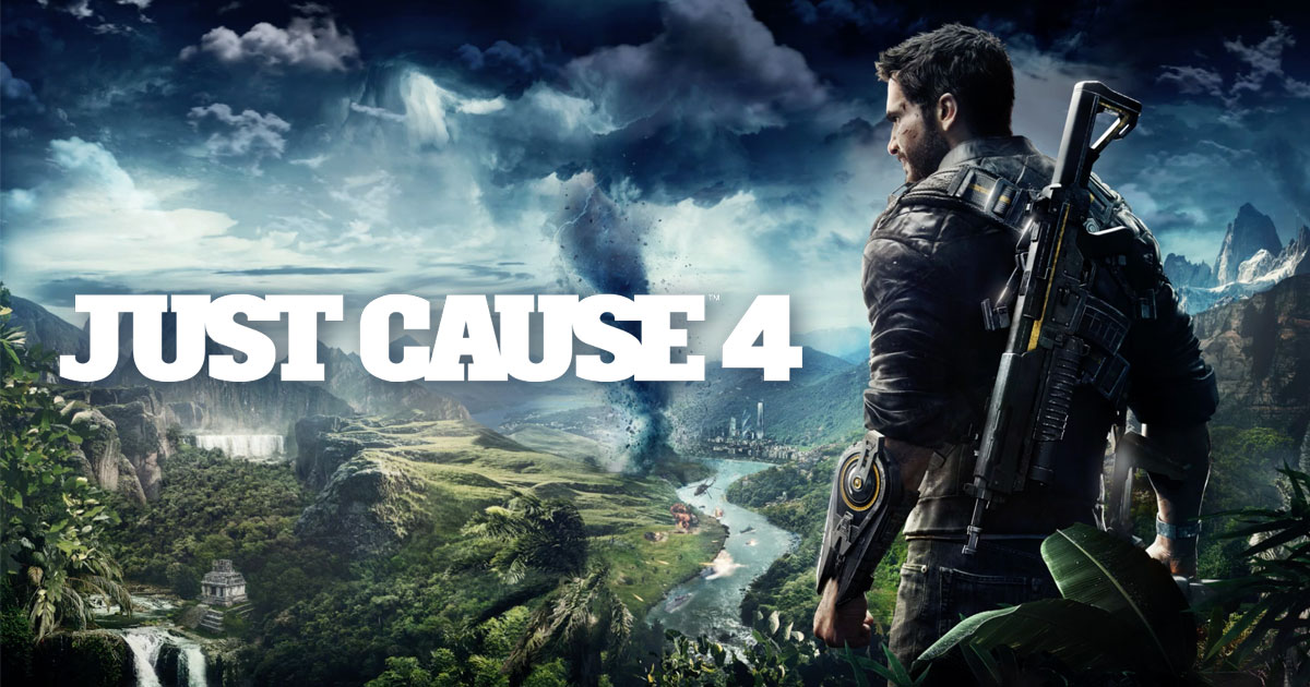 Just Cause 4 PC Version Free Download