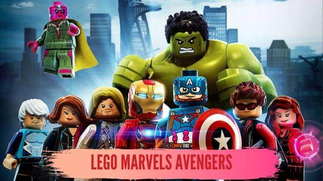 LEGO Marvel's Avengers PC Version Download