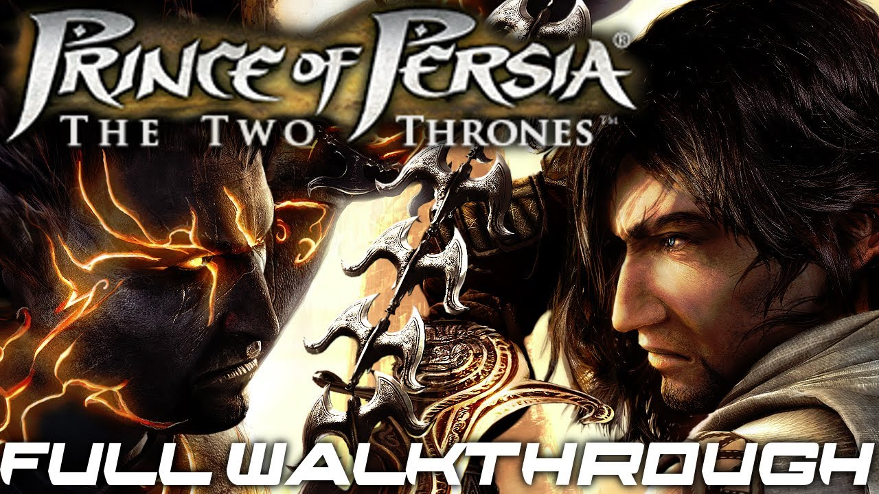 Prince Of Persia The Two Thrones iOS Latest Version Free Download