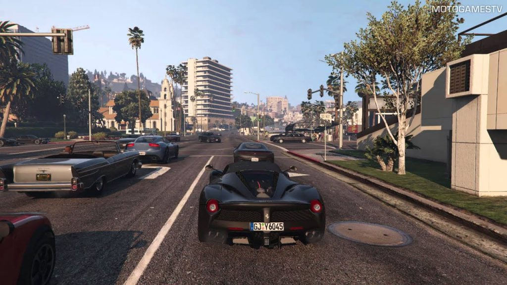 Grand Theft Auto V iOS/APK Version Full Game Free Download