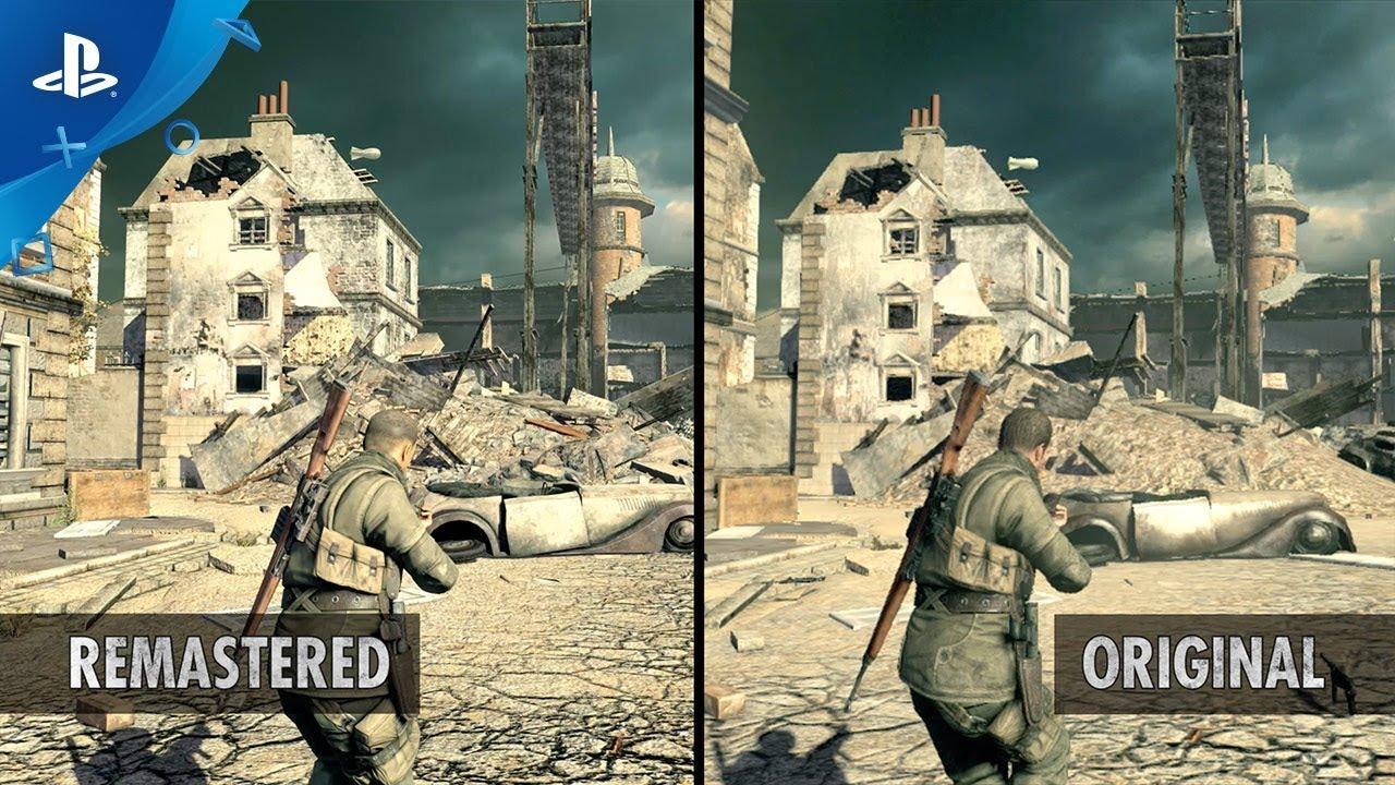 Sniper Elite V2 Remastered iOS/APK Version Full Free Download