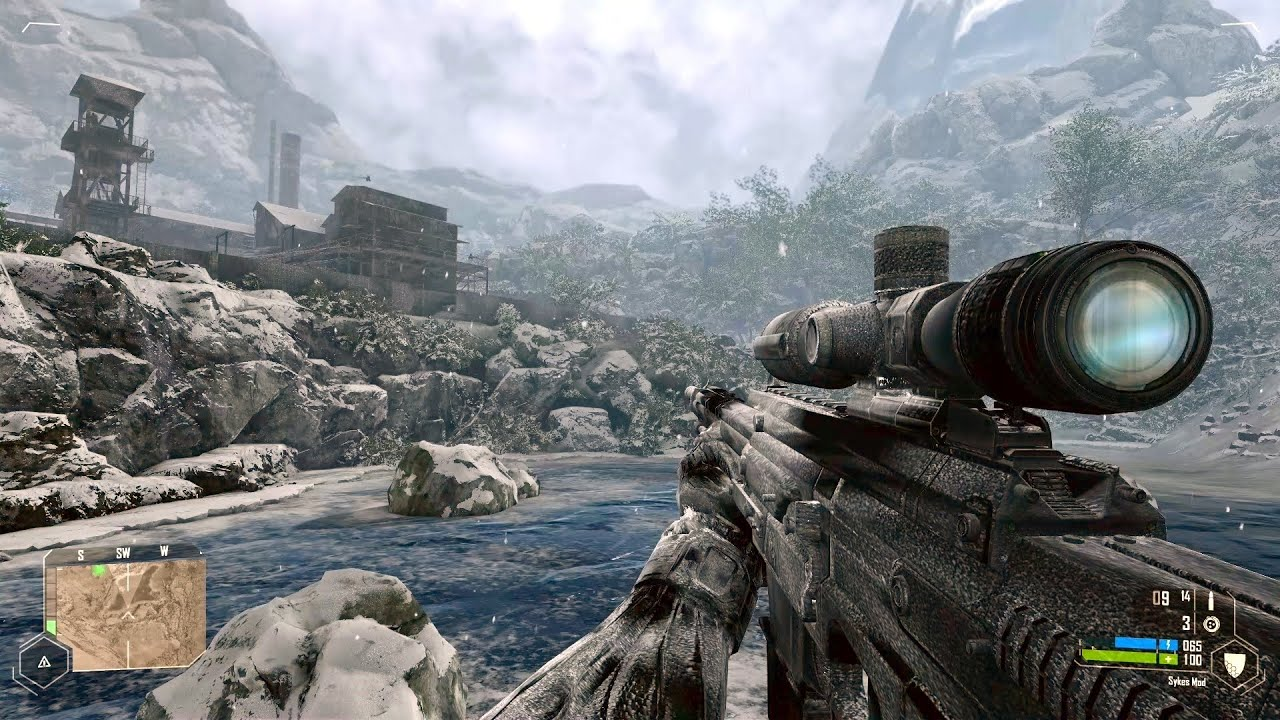 Crysis Warhead Android/iOS Mobile Version Full Free Download