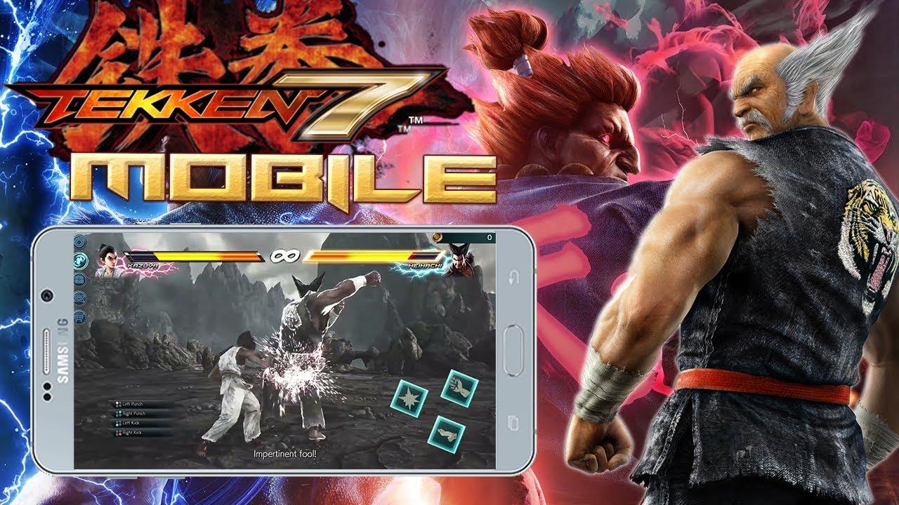 Tekken 7 Android/iOS Mobile Version Full Free Download