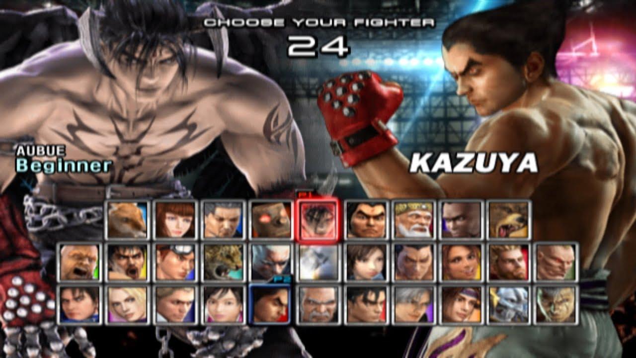 Tekken 5 PC Version Download