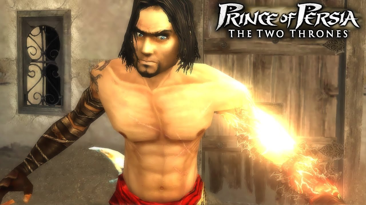 Prince of Persia the Two Thrones PC Version Full Free Download