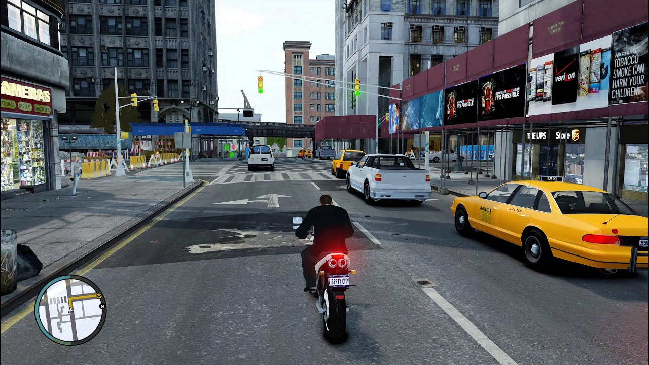 GTA 4 – GRAND THEFT AUTO PC Full Version Free Download