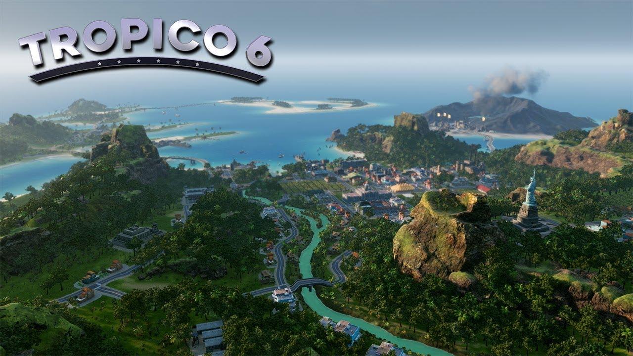 Tropico 6 iOS/APK Version Full Game Free Download