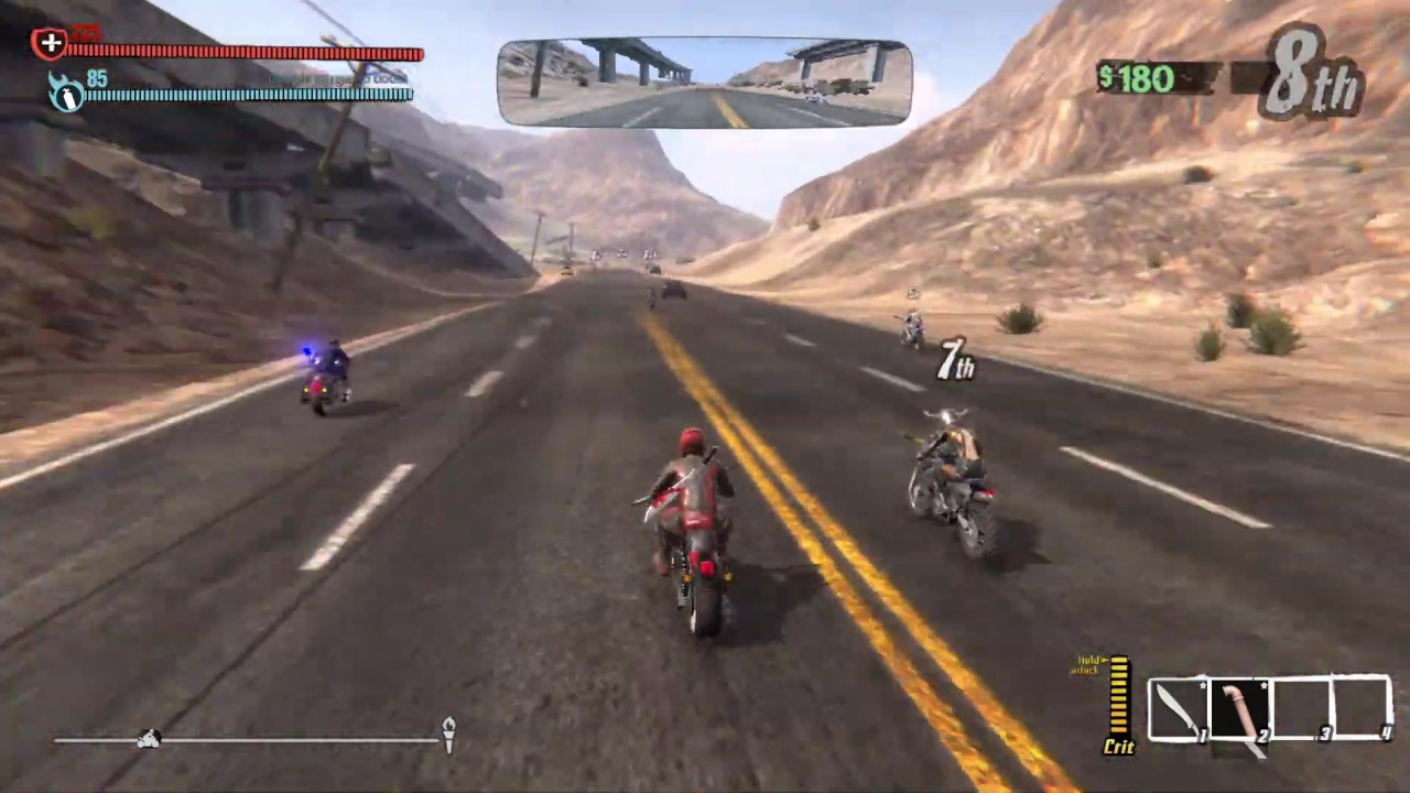 ROAD REDEMPTION PC Full Version Free Download