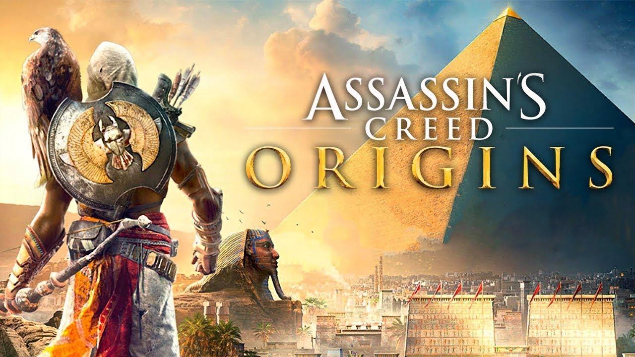 ASSASSIN'S CREED ORIGINS V1.2.1 + ALL DLCS PC Version Full Free Download