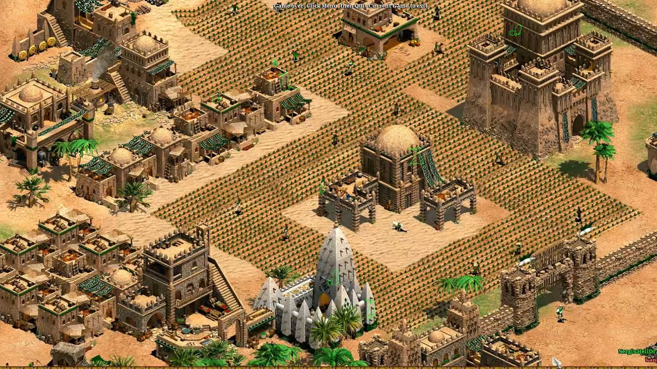 Age of Empires II HD The African Kingdoms iOS/APK Full Version Free Download