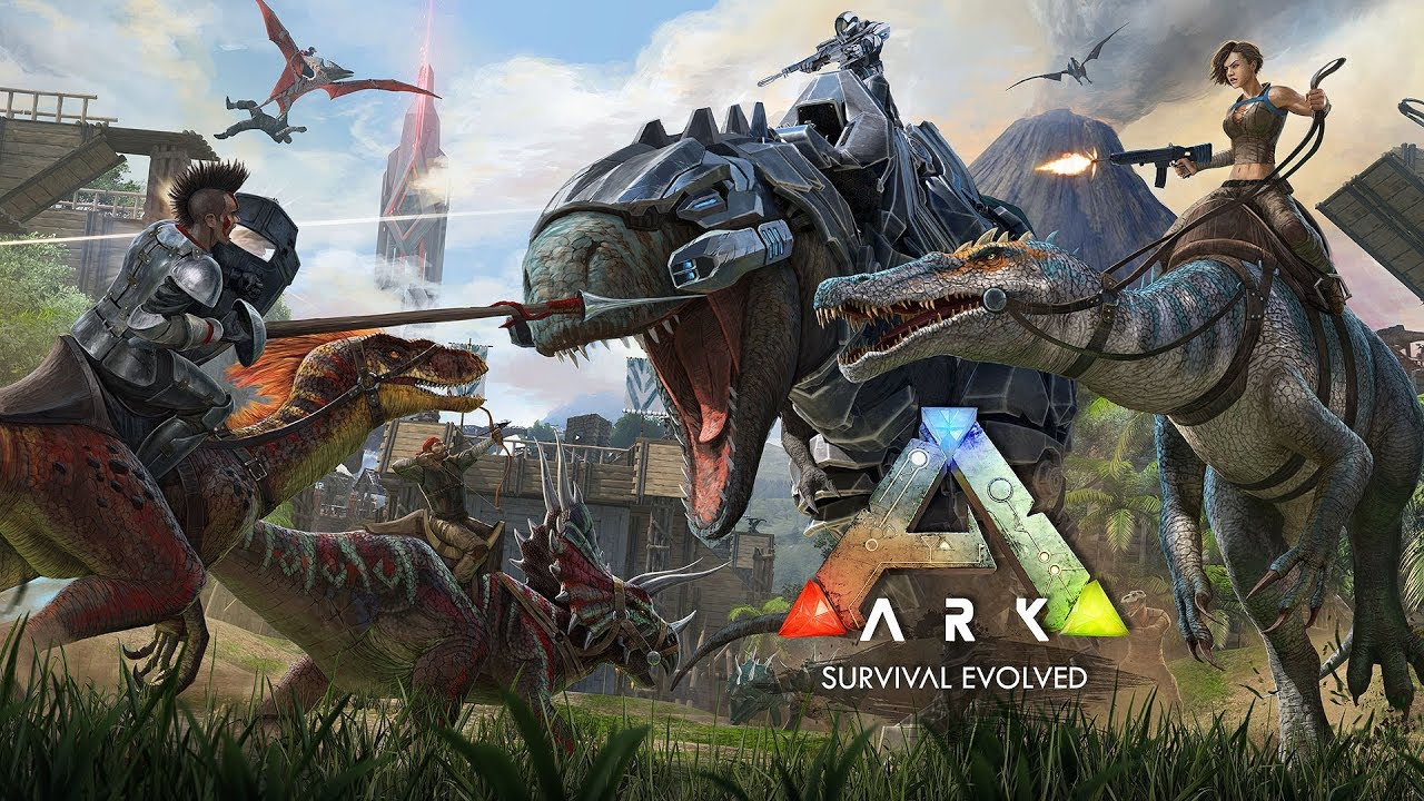 Ark Survival evolve Android/iOS Mobile Version Full Free Download