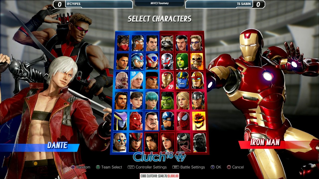 Marvel vs. Capcom Infinite iOS Latest Version Free Download