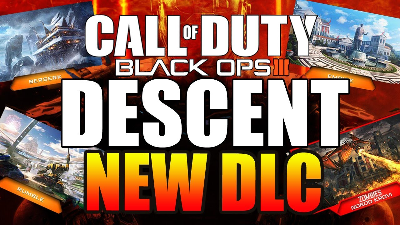 Call of Duty Black Ops 3 Descent DLC PC Version Full Free Download