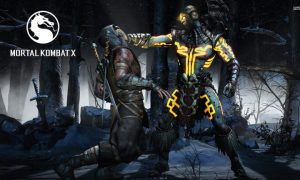 Mortal Kombat X iOS/APK Version Full Free Download
