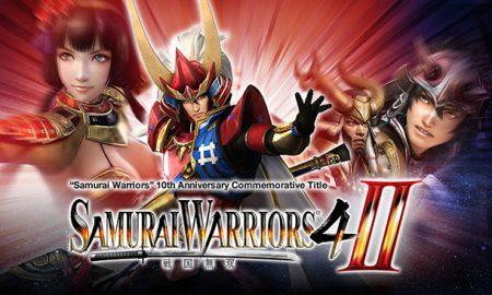 Samurai Warriors 4-II iOS/APK Full Version Free Download