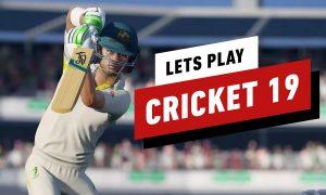 CRICKET 19 iOS/APK Version Full Game Free Download