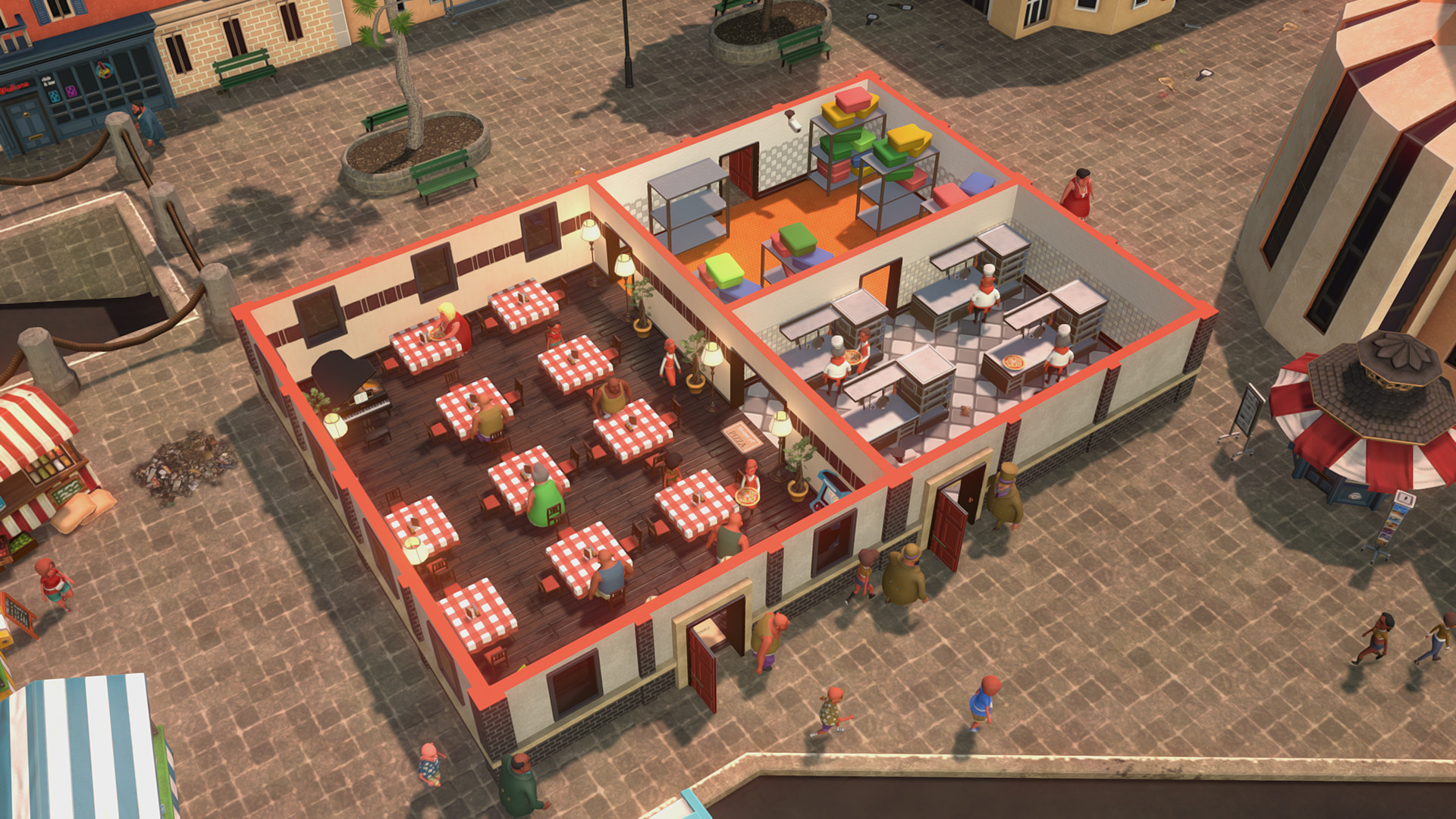 Pizza Connection 3 iOS/APK Version Full Game Free Download