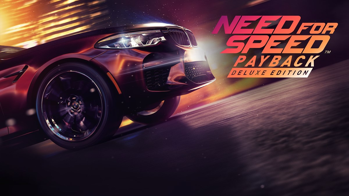 Need For Speed Payback Deluxe Edition iOS Latest Version Free Download