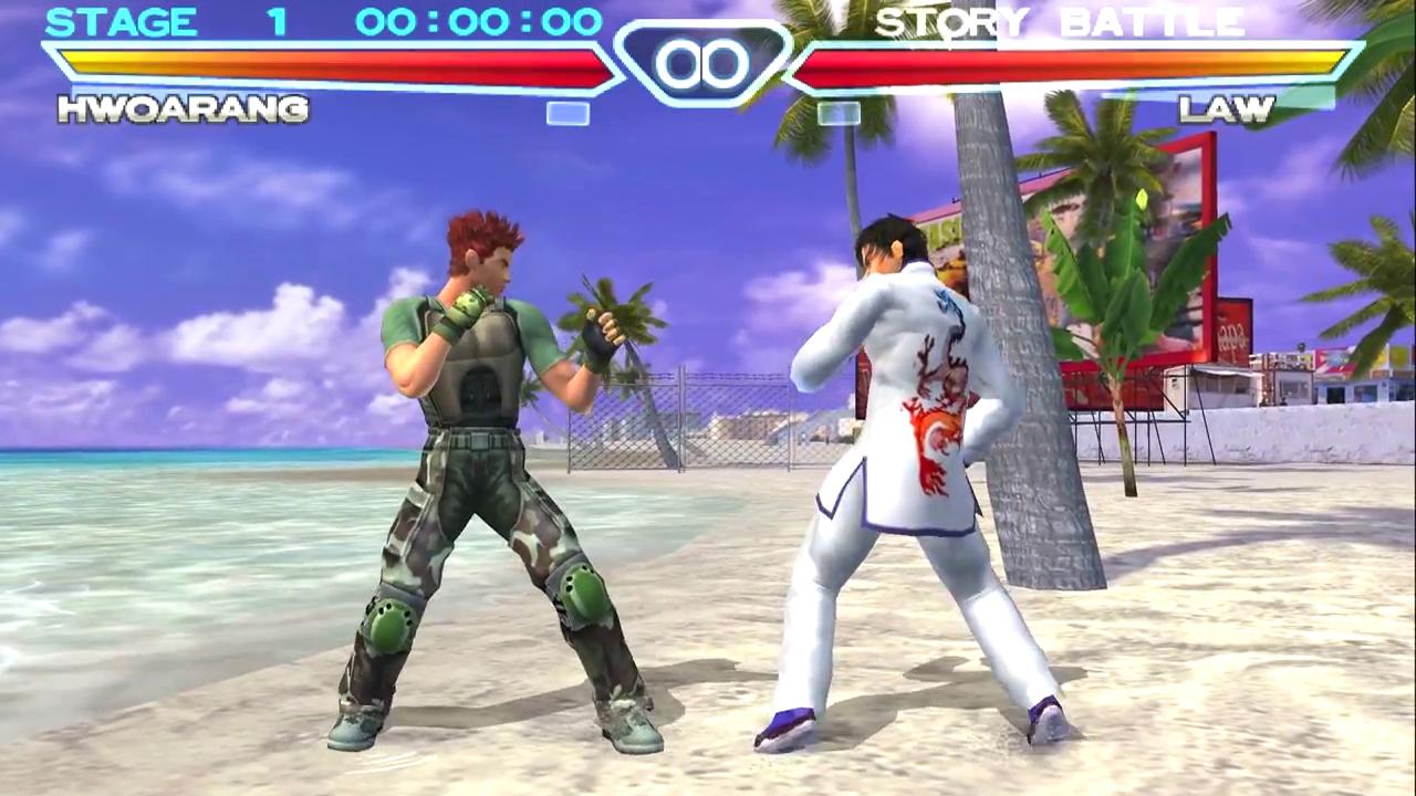 Tekken 4 iOS/APK Full Version Free Download