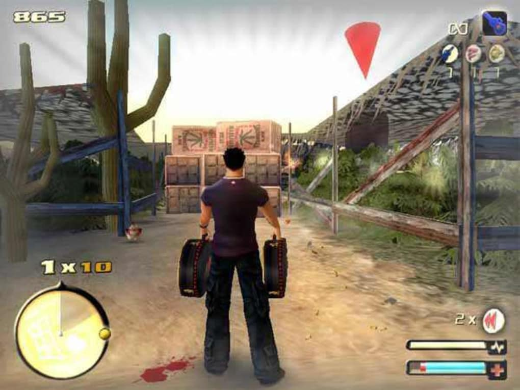 Total Overdose PC Version Free Download