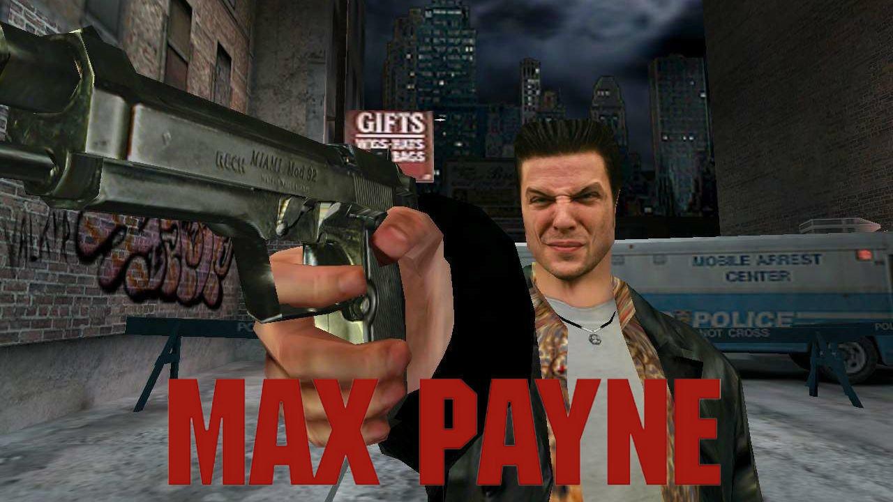 MAX PAYNE 1 PC Full Version Free Download