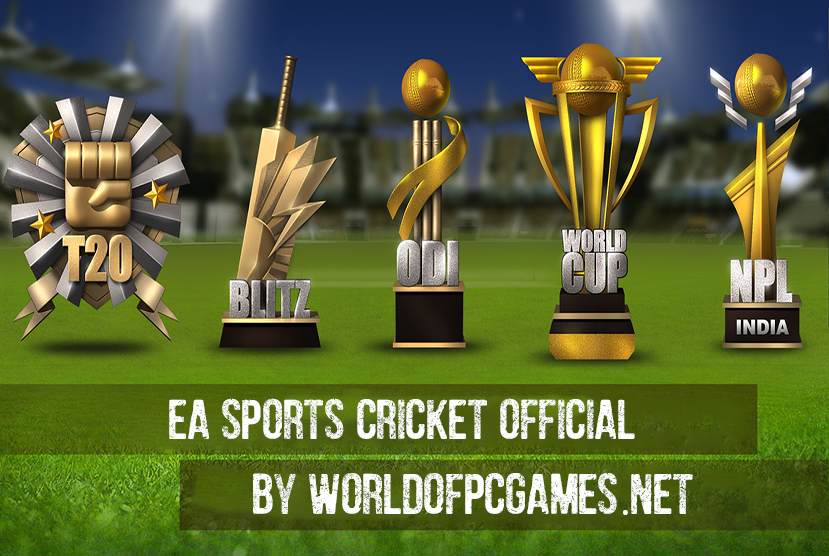 EA Sports Cricket PC Version Full Free Download