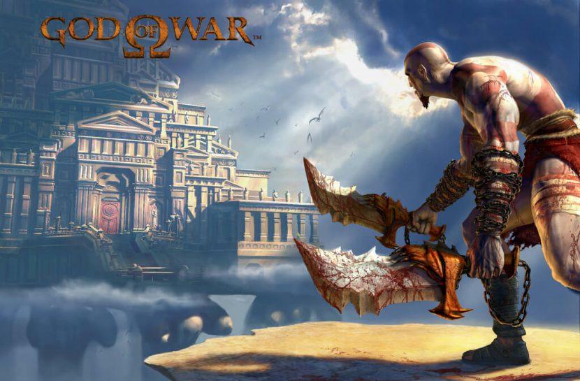 God Of War 1 PC Latest Version Free Download