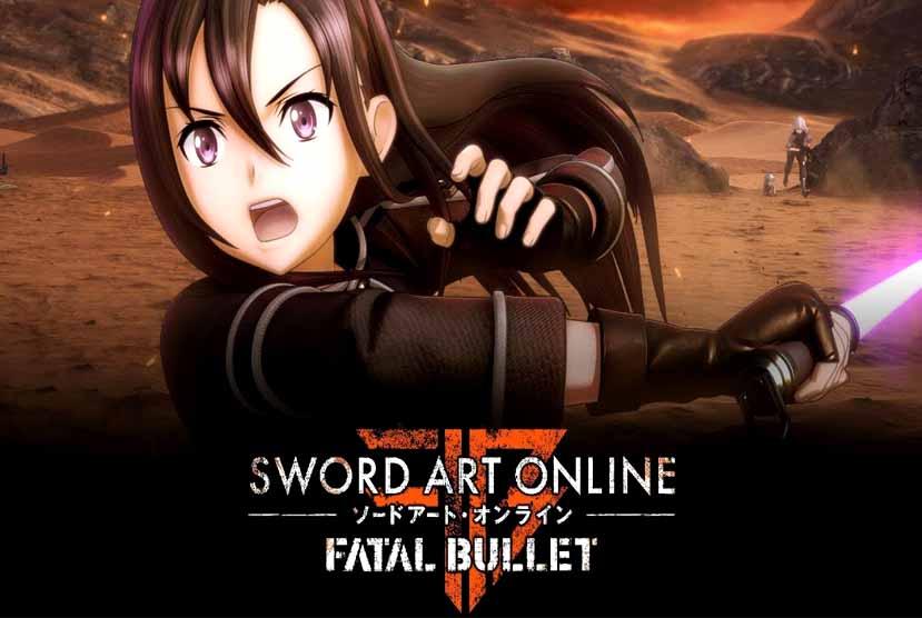 Sword Art Online: Fatal Bullet iOS/APK Version Full Game Free Download,