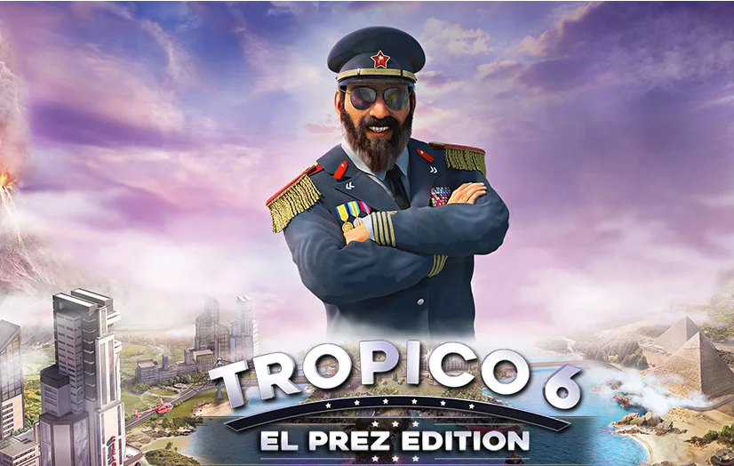 Tropico 6 iOS Latest Version Free Download
