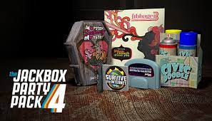The Jackbox Party Pack 4 iOS/APK Full Version Free Download