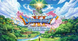 DRAGON QUEST XI: Echoes of an Elusive Age game