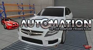 Automation The Car Company Tycoon