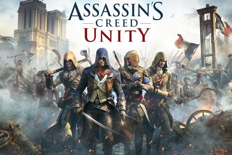 Assassin's Creed Unity Gold Edition PC Download free full game for windows