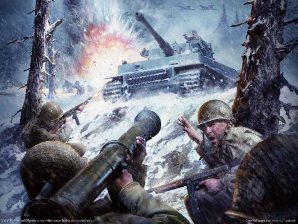 Call Of Duty United Offensive APK Download Latest Version For Android