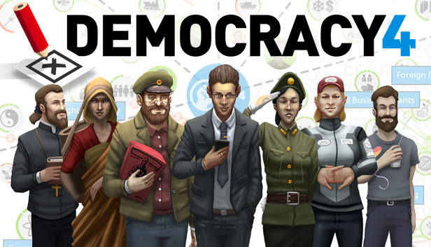Democracy 4 Italy iOS/APK Full Version Free Download