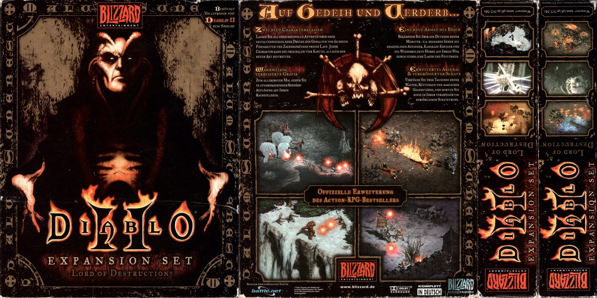 Diablo 2: Lord of Destruction Download for Android & IOS