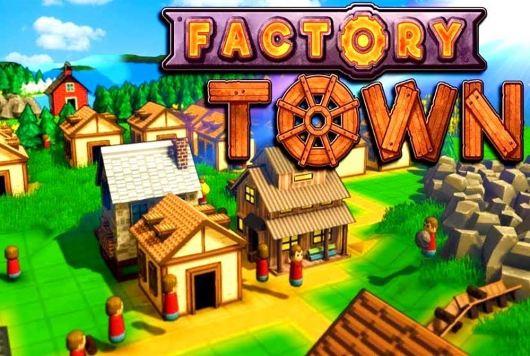Factory Town free full pc game for download