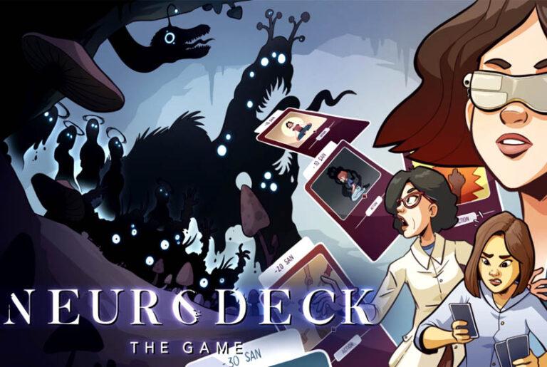 Neurodeck : Psychological Deckbuilder PC Download free full game for windows