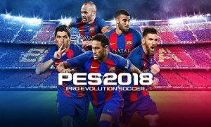 Pro Evolution Soccer / PES 2018 iOS/APK Full Version Free Download