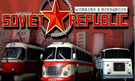 Workers & Resources: Soviet Republic PC Full Version Free Download