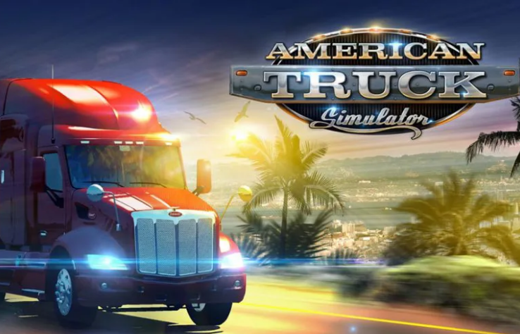 American Truck Simulator free game for windows
