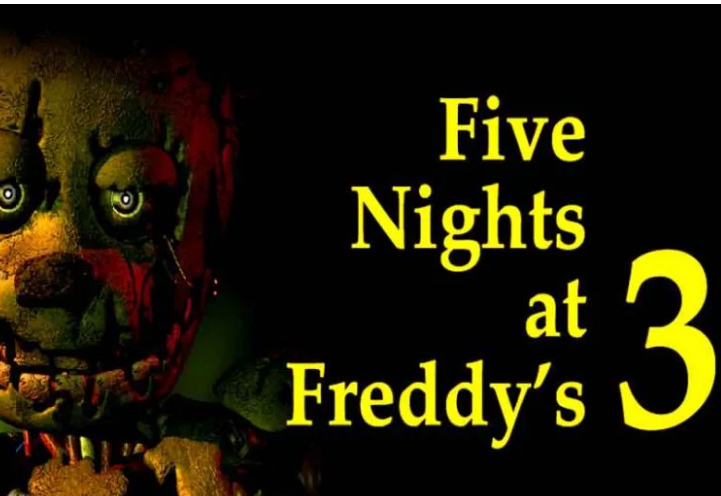 Five Nights at Freddy's 3 PC Download Game for free