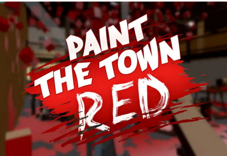 Paint the Town Red free full pc game for download