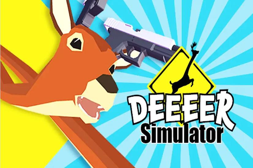 Deeeer Simulator Your Average Everyday Deer APK Full Version Free Download (May 2021)