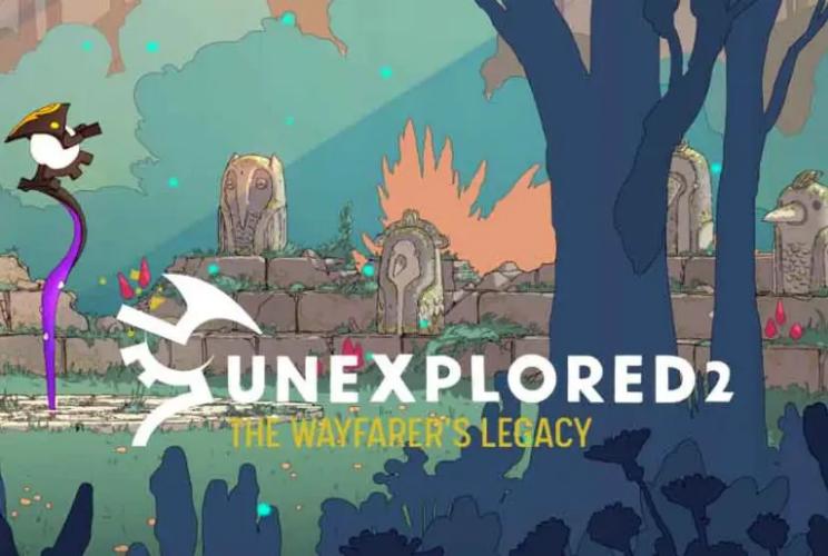 Unexplored 2: The Wayfarer's Legacy free game for windows